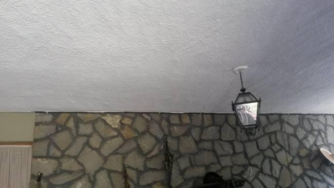 Isolamento termico di contro soffitto santa croce sull arno pisa toscana